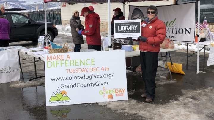 It's Colorado Gives Day Rally